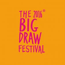 the-steam-powered-big-draw-festival-2016-square-logo_pink-and-orange