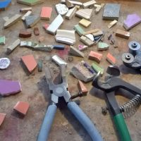 mosaic cutting tools