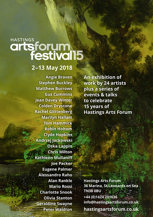 Hastings Arts Forum | The artists' gallery